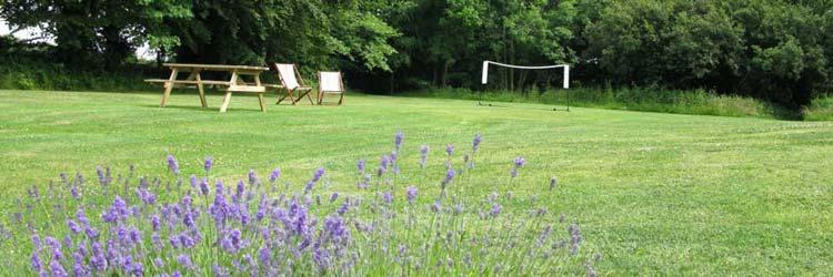 family friendly holiday outdoors - venn farm photo